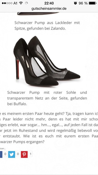 shoes black high heels pumps buffalo shoes plateau
