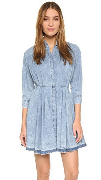 Current/Elliott shirtdress dress