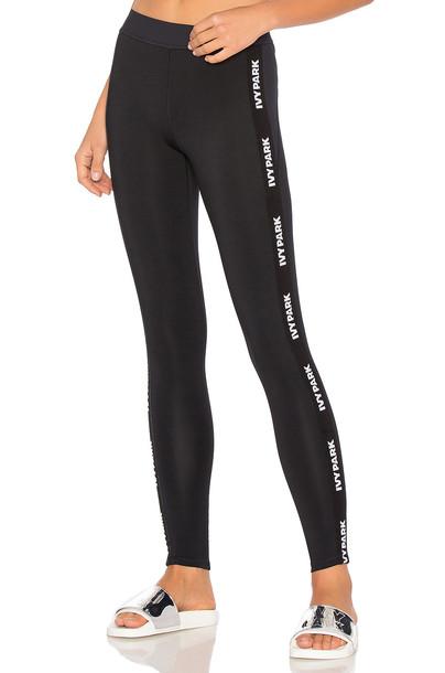IVY PARK black pants