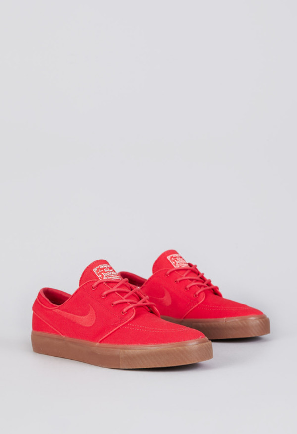 new products 61e9d 66a4c Nike SB Zoom Stefan Janoski Hyper Red Sail Canvas Shoe at Zumiez   PDP