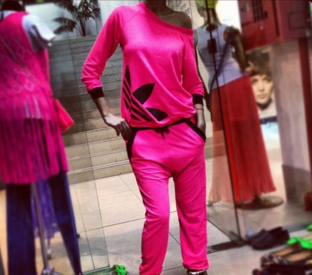 Adidas Neon t Shirts Shirt Adidas Pink Neon