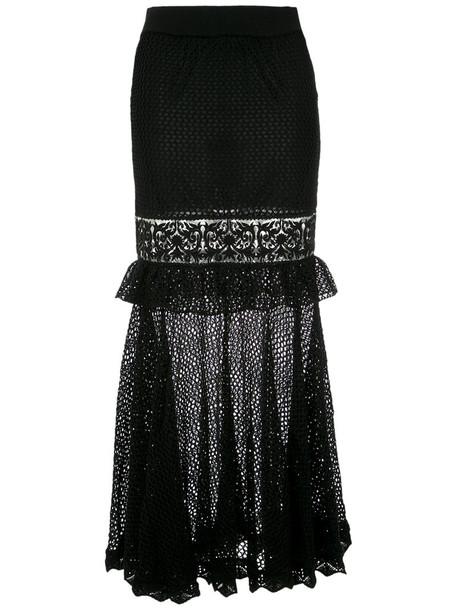Cecilia Prado skirt maxi skirt maxi women knit