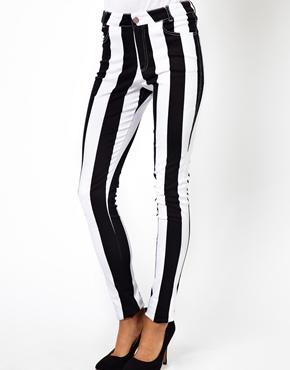 Jordan | Motel Jordan Jean with White Stripe at ASOS