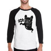 shirt,white shirt,baseball tee,long sleeve shirts,graphic tee,funny shirt,halloween shirt,halloween,ghost