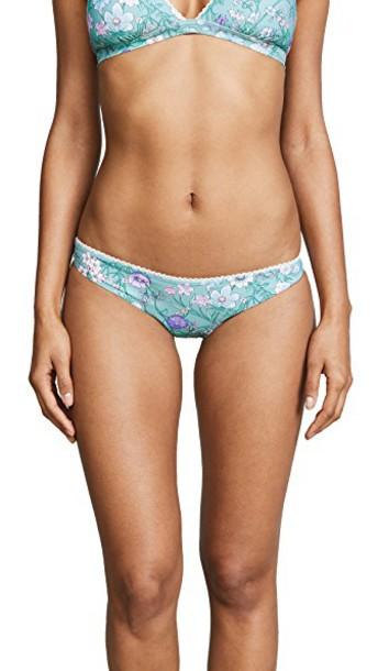 Spell and the Gypsy Collective bikini bikini bottoms cheeky bikini cheeky ocean swimwear