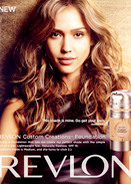 Revlon products: makeup, fragrances, hair color, nails, beauty tools