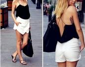 skirt,irregular skirt,culottes