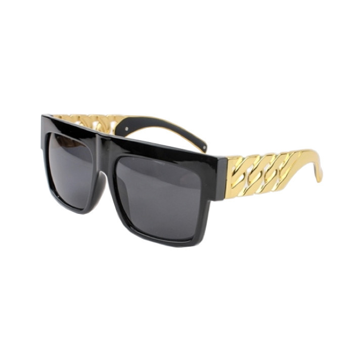 Gold chain sunglasses / back order – holypink