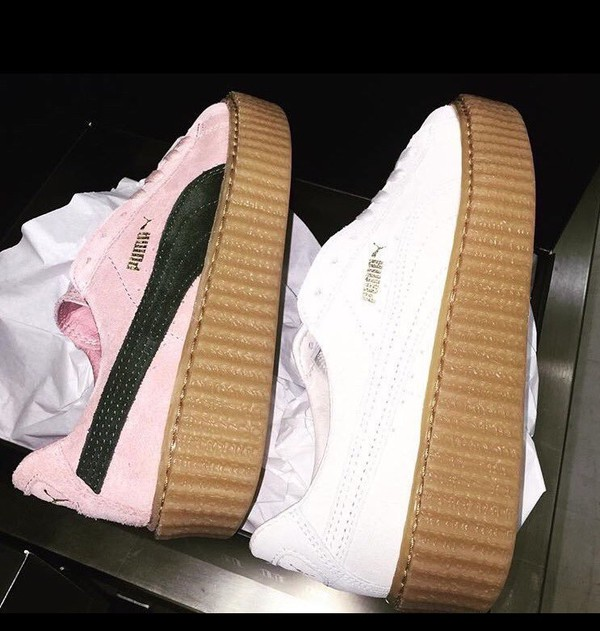 puma rihanna fenty sneakers. Black Bedroom Furniture Sets. Home Design Ideas