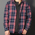Zero Problems Plaid Shirt | FOREVER 21 - 2000073066