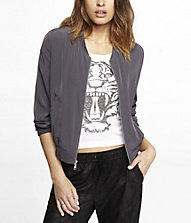 SOFT BOMBER JACKET | Express