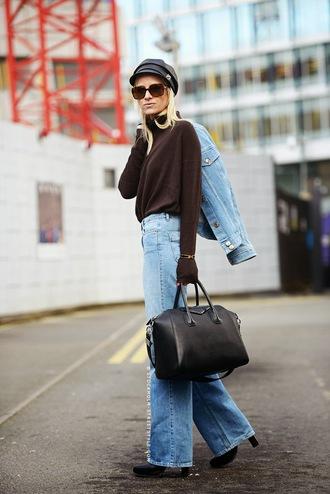 hippie hippie milkshake blogger hat sunglasses pants jacket jewels bag shoes