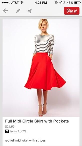 skirt skirt pockets