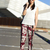 Tropical Floral Trousers | ! With Or Without Shoes - Blog Moda Valencia Tendencias