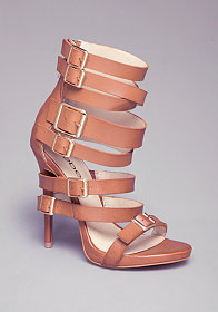 Isella Fringe Sandals