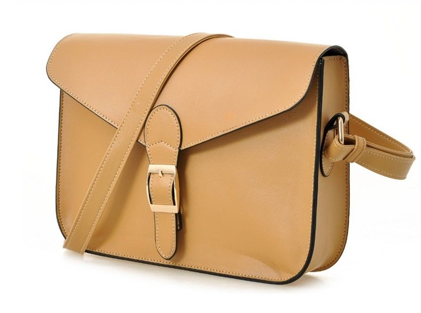 Women Girl Vintage Fashion Satchel PU Leather Handbag Shoulder Bag Totes Purse | eBay