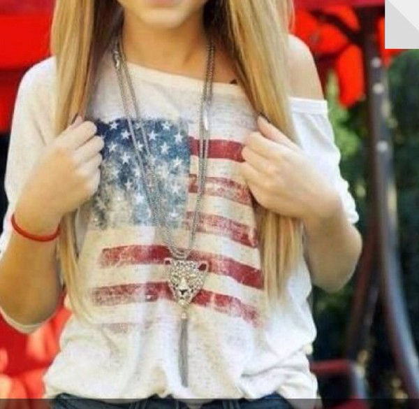 shirt july 4th american flag