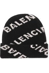 beanie,knitted beanie,black,hat