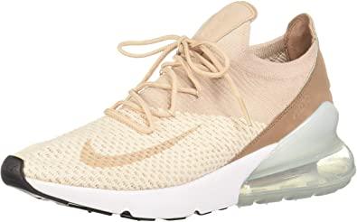 Nike Women's Air Max 270 Flyknit Gymnastics Shoes: Amazon.co.uk: Shoes & Bags