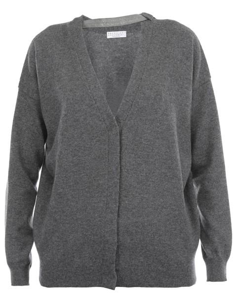 cardigan cardigan grey sweater