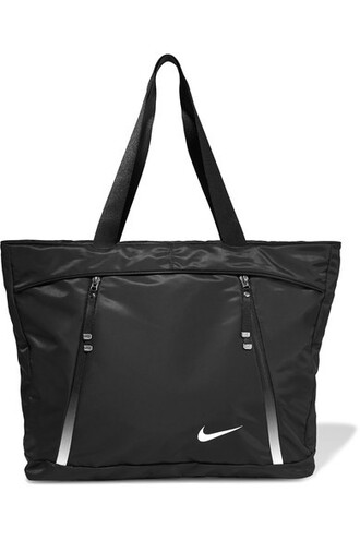 shell black bag