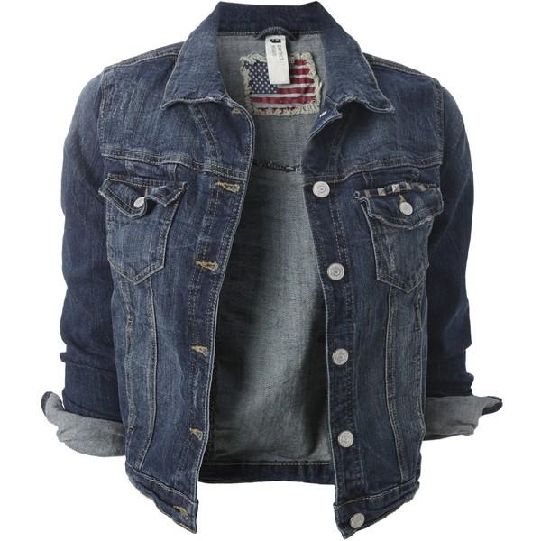 Ellen jacket - Polyvore