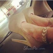 shoes,brown,cute,boho,heels,high heels,jewelry,bohemian,vogue,chanel,sneakers,bitch,bitchy shoes,sluts and diamonds,doré,gold