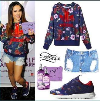 jacket adidas shoes adidas jacket jeans shorts purple bag