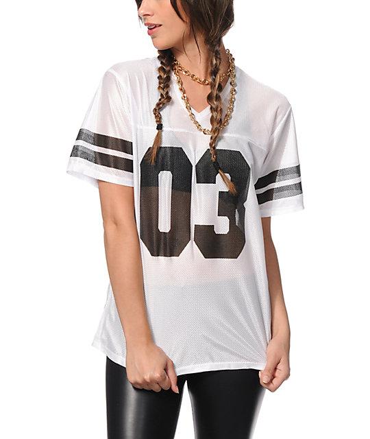 Empyre 3 strikes mesh jersey