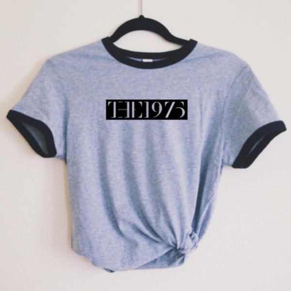 shirt t-shirt the 1975