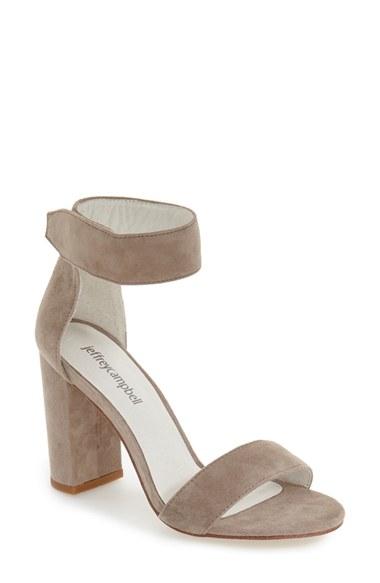 Jeffrey Campbell 'Lindsay' Ankle Strap Sandal (Women) | Nordstrom