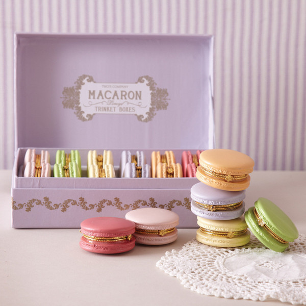 jewels macaroon home decor