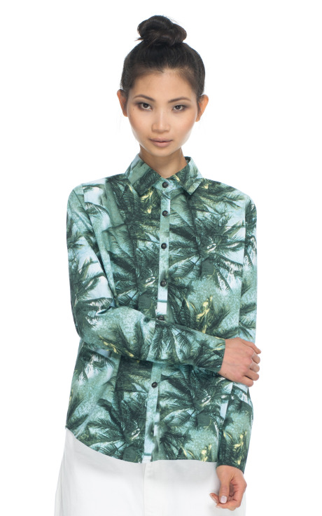 Paradise Shirt by Ksubi for Preorder on Moda Operandi