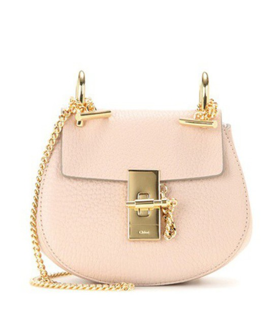 Chloe bag shoulder bag leather