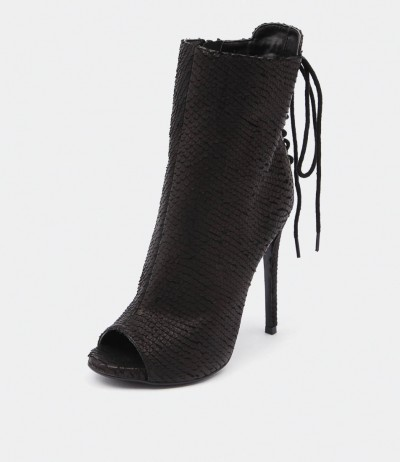 Ashtyn Black Venom by Tony Bianco Shoes Online from Styletread