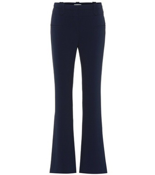 Altuzarra blue pants