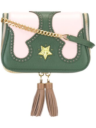 women bag crossbody bag green