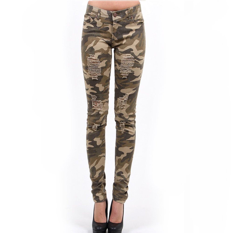 Joe Boxer Juniors' Push-Up Skinny Jeans - Camouflage. Sold by Sears. $ Fashion2Love Classic 5 Pockets Camouflage Premium Skinny Jeans. Sold by Fashion2love. $ - $ $ - $ Fashion2Love Style 9O S Women s Camouflage High Waist Light Denim Skinny Jeans.