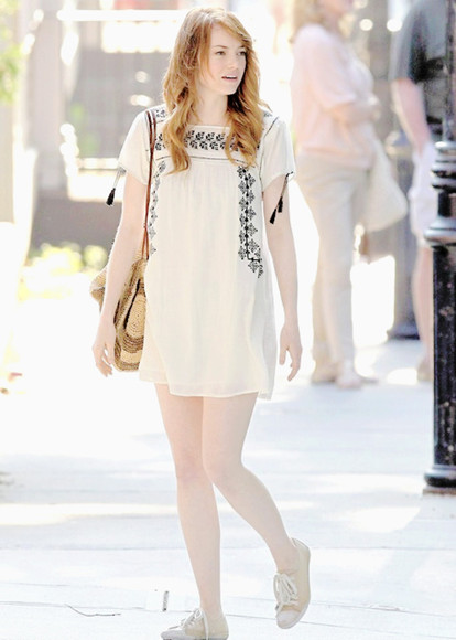 stone style bag pattern emma stone emma cream shoes
