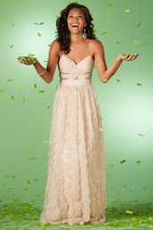 dress,prom dress,open backed dress,pastel color,ivory dress,maxi dress,flowers,floral dress,prom,beautiful,nude,pastel dress,hailey logan,spaghetti strap,long evening dress,evening dress,baby pink,cute dress,pretty,pink