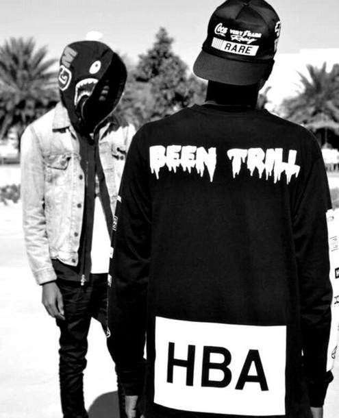 sweater hood by air urban urban menswear