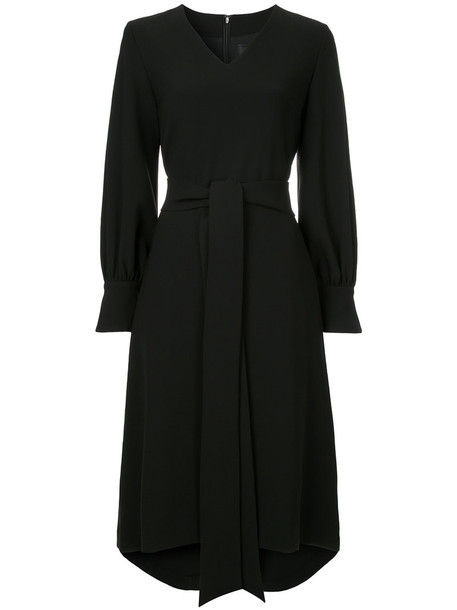 G.V.G.V. dress belted dress women black