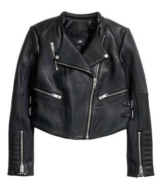 jacket leather leather jacket black black jacket black leather jacket