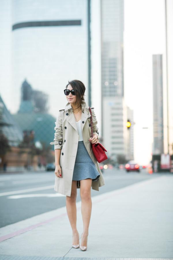 wendy's lookbook blogger top bag sunglasses jewels