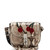 Ghianda mini python cross-body bag