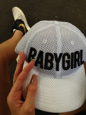 snapback babygirl grunge streetwear mesh indie