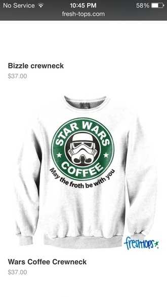 star wars cheap helping starbucks coffee sweater