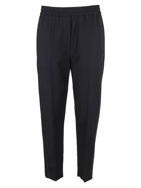 BRUNELLO CUCINELLI navy pants
