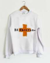 sweater,sweatshirt,+,ed sheeran,home accessory,signs,hipster,summer holidays,beach house,bag,pink backpack,cute,pastel,girly,school bag,could i have that,blogger,shoes,sunglasses,jewels,jumpsuit,white jumpsuit,nude heels,white top,overalls,denim overalls,sleeveless top,sandals,sandal heels,nude sandals,spring outfits