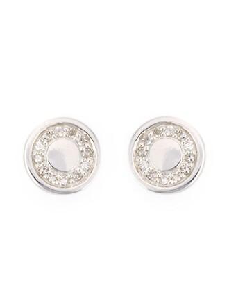 mini metallic women earrings jewels